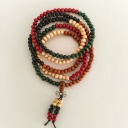 Grand mala (216 perles) multicolore 10 €